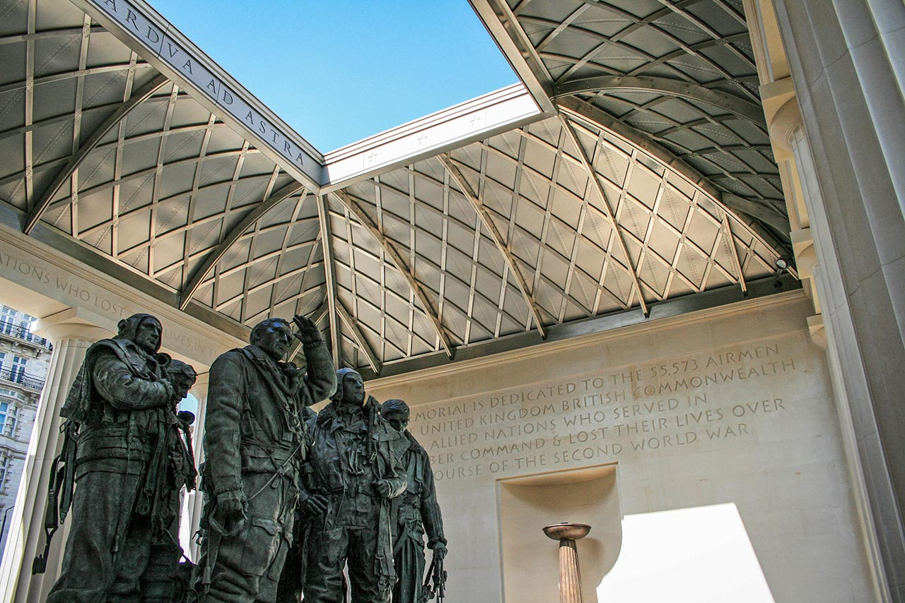 The Bomber Command Memorial Littlehampton Welding Ltd